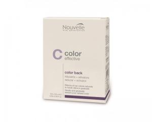 Средство для удаления краски с волос (смывка) Nouvelle Color Back 200 мл