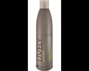 Шампунь безсульфатный для защиты цвета Nouvelle Lively Color Saver Shampoo 250 мл