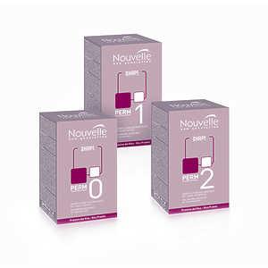 Набор для завивки нормальных волос Nouvelle Volumizing modifier + Neutralizer Kit 1